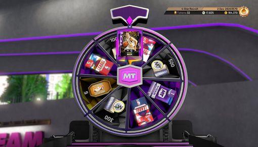 Die Glücksspielmechaniken von NBA 2K20