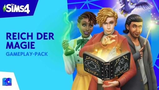 Reich der Magie: neue Erweiterung für Die Sims 4